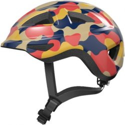 ABUS kerékpáros gyerek sisak Anuky 2.0 ACE, In-Mold, color wave, M (52-57 cm)