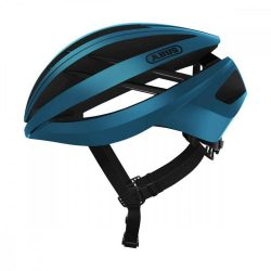 ABUS kerékpáros sport sisak Aventor, In-Mold, steel blue, L (57-62 cm)