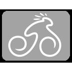 BSD-142 kerékpáros sportnyereg Echelon Vacuum performance 155, fekete