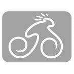 BSP-20 nyeregcső kerékpárhoz SkyScraper 29.6/ 400 fekete