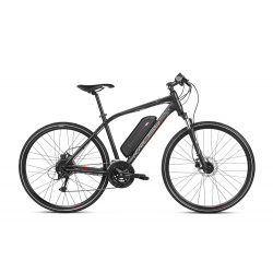 Kross Evado Hybrid 1.0 M 28 M bla_re E-Trekking elektromos kerékpár