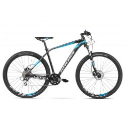 """Kross LEVEL 2.0 férfi 29"""" MTB kerékpár - fekete - M (2021)"""