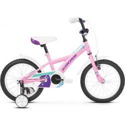 Kross Mini 3.0 D 16 pin_vio_tur g Kid kerékpár