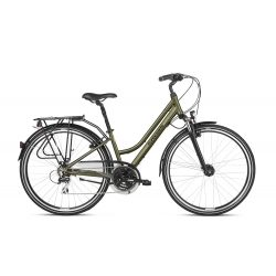 Kross Trans 3.0 D 28 M kha_bla m Trekking kerékpár