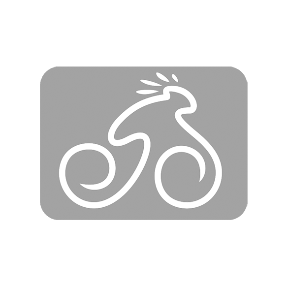 Ravenna Alivio férfi fekete/cyan-piros 19 Trekking kerékpár