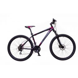 Neuzer Duster Comp Hydr férfi fekete/pink-szürke 17 MTB Sport kerékpár