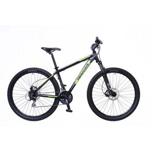 Jumbo Sport Hydr férfi fekete/zöld-szürke 17 MTB Sport kerékpár