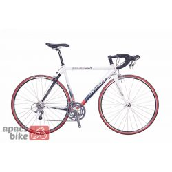 Neuzer Whirlwind Race fehér/szürke-piros 54 cm Országúti kerékpár
