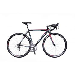 Whirlwind 200 fekete/fehér-piros 58 cm Országúti kerékpár