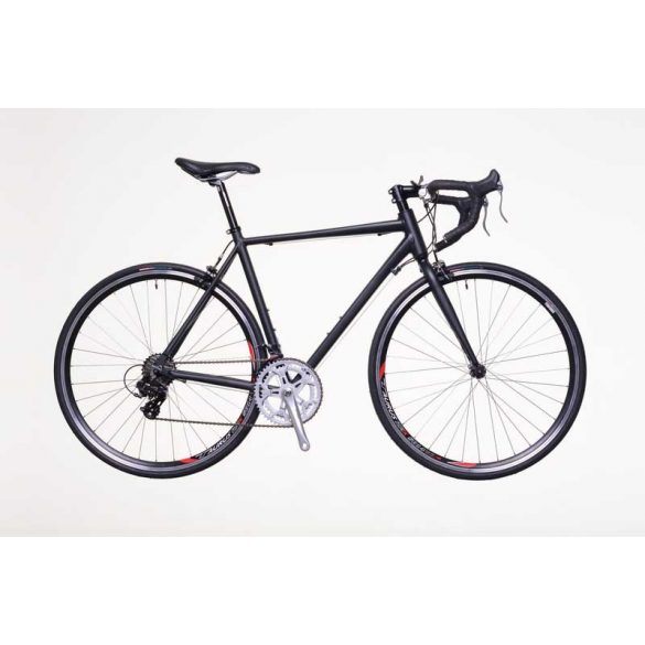Neuzer Whirlwind 50 fekete/fehér-blue 52 cm Országúti kerékpár