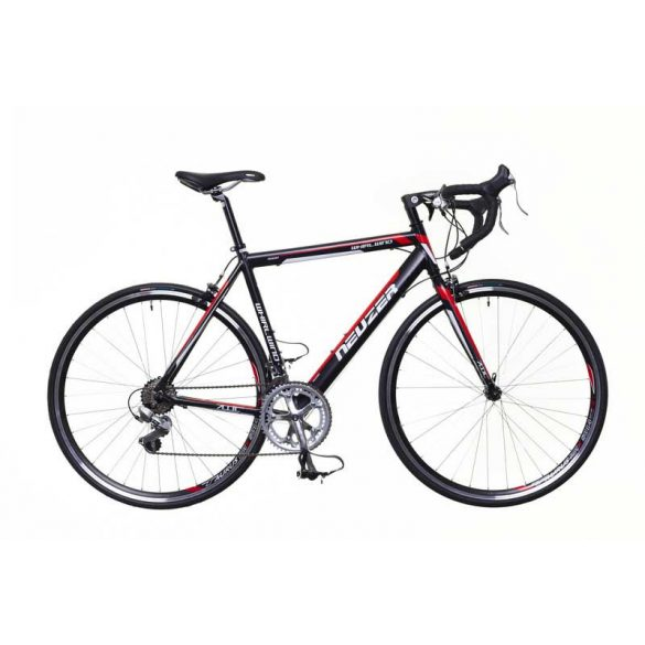 Neuzer Whirlwind 50 fekete/fehér-piros 58 cm piros 58 cm Országúti kerékpár