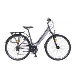 Ravenna 200 női anthracite/szürke-powder purple 17 Trekking kerékpár