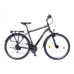 Firenze 200 férfi fekete/ sárga-szürke matte 21 Trekking kerékpár