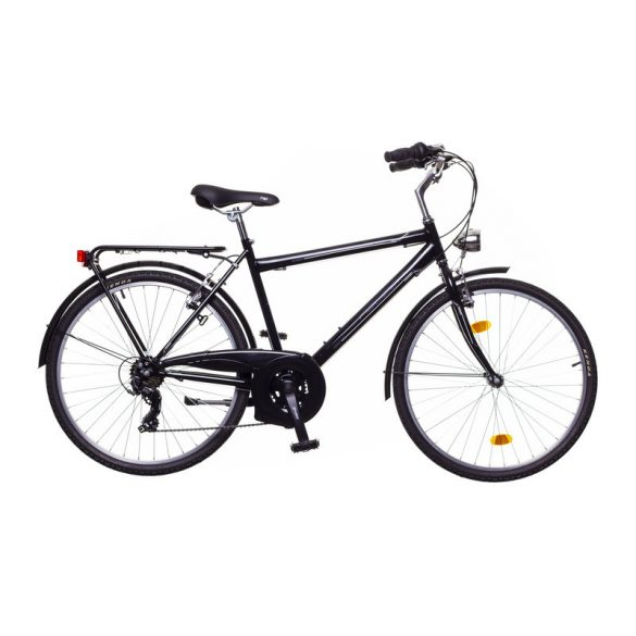 Neuzer Ravenna 30 férfi fekete/türkiz-fehér 21 Trekking kerékpár