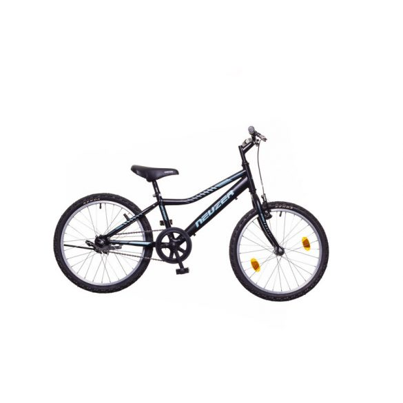 Bobby 20 1S fekete/türkiz-zöld Gyerek kerékpár