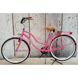 "Neuzer Cruiser 26"" Pink Cruiser kerékpár"